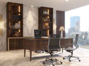 Office Tower Treasury Lantai 25 Unit E District 8 SCBD Jakarta