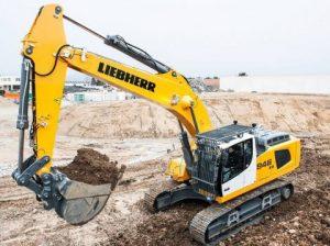 Crawler Excavator