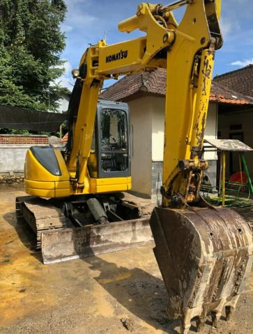 Sewa Excavator di Bali
